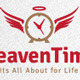 Heaven Time Logo - GraphicRiver Item for Sale