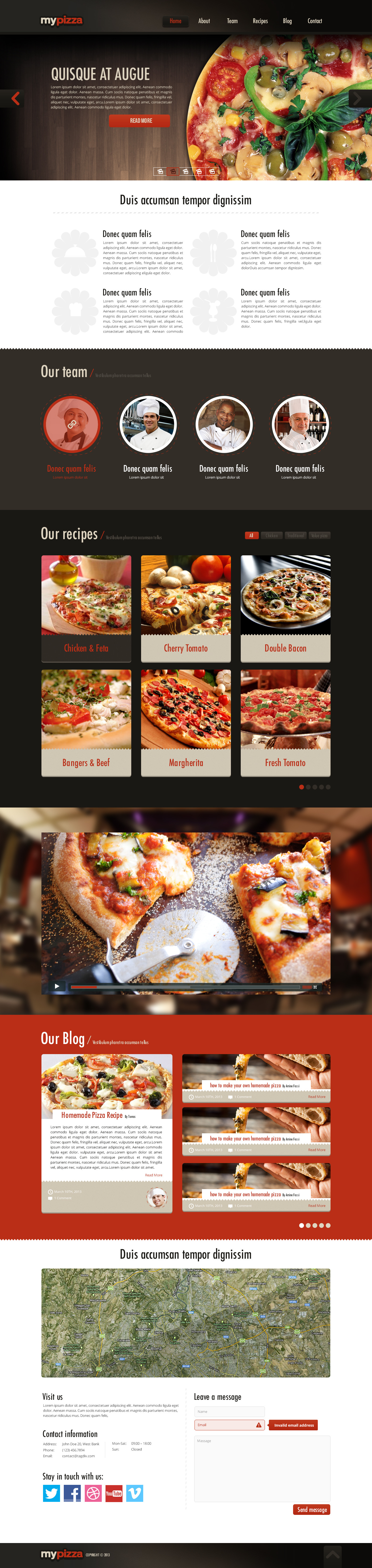 My Pizza (psd)