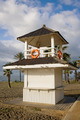 Lifeguard Tower on a Beach in Marbella - PhotoDune Item for Sale
