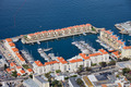 Marina in Gibraltar City - PhotoDune Item for Sale