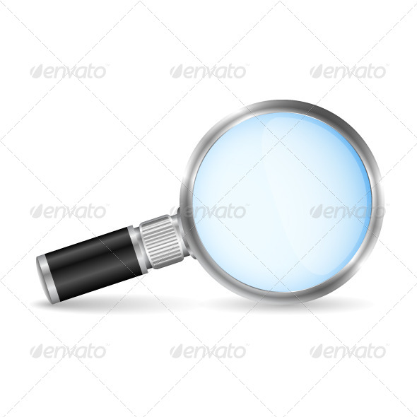 GraphicRiver Magnifying Glass 4473420