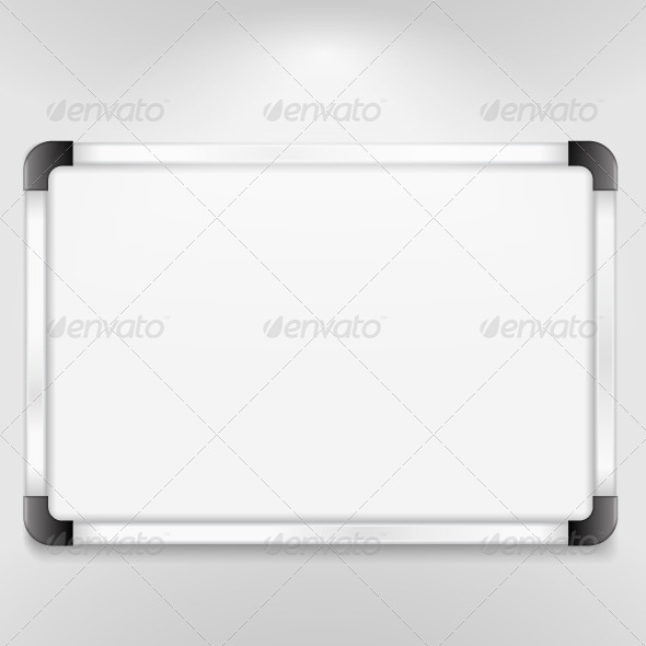 GraphicRiver Whiteboard 4473425