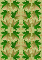 Background from Green Leaves and Fruits - PhotoDune Item for Sale