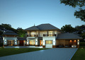 3d house rendering - PhotoDune Item for Sale