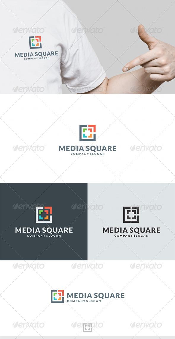 Media Square Logo
