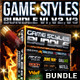 Game Photoshop Style Bundle