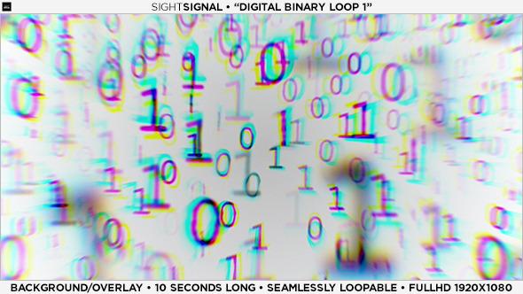 Digital Binary Loop 1