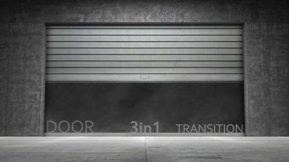 Video de Transición de Puerta