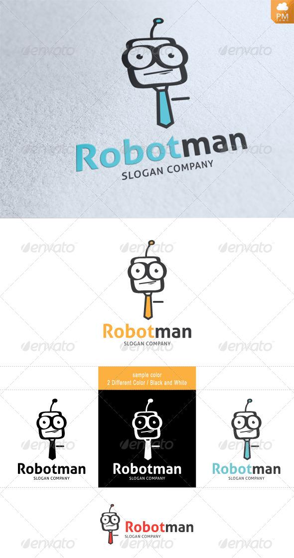 GraphicRiver RobotMan 4476979