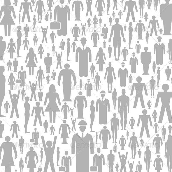 GraphicRiver Background the Person 3 4477508