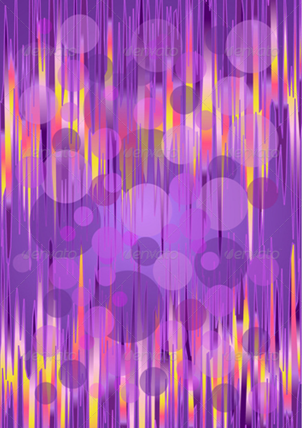 Abstract Strip on Purple Background - Stock Photo - Images