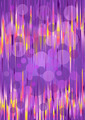 Abstract Strip on Purple Background - PhotoDune Item for Sale