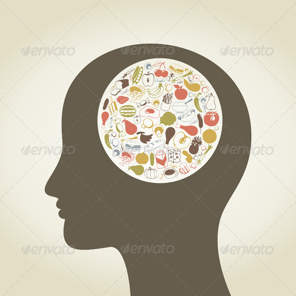 GraphicRiver Head Food 4 4477685