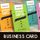 Identity Business Card - GraphicRiver Item for Sale