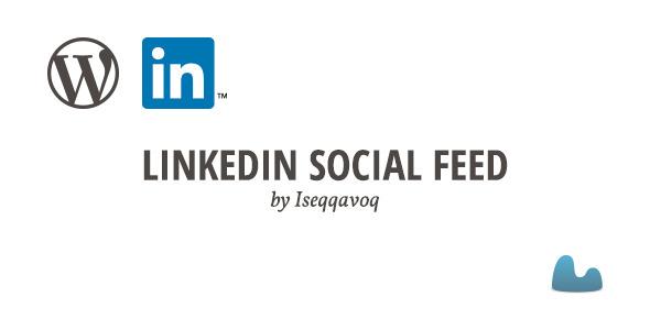 CodeCanyon LinkedIn Social Feed 4449006