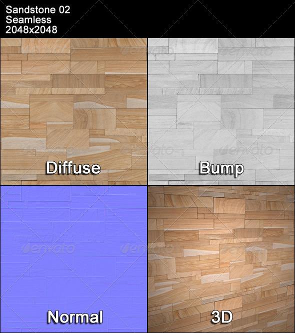 3DOcean Sandstone Seamless Texture 02 4479484