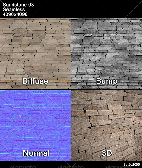 3DOcean Sandstone Seamless Texture 03 4479565