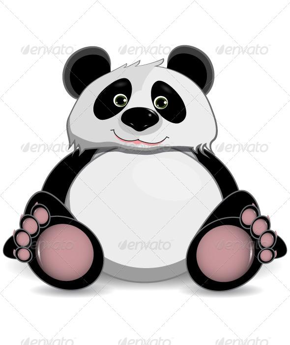 GraphicRiver Panda 4479998