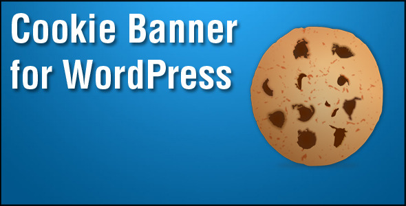 CodeCanyon Cookie Banner for WordPress 4465639