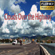 Clouds Over the Highway Time Lapse - VideoHive Item for Sale