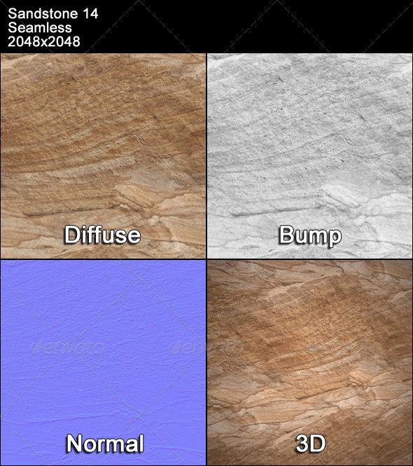 3DOcean Sandstone Seamless Texture 14 4480636