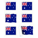 Australia Flag Set - GraphicRiver Item for Sale