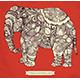 Decorative Elephant - GraphicRiver Item for Sale