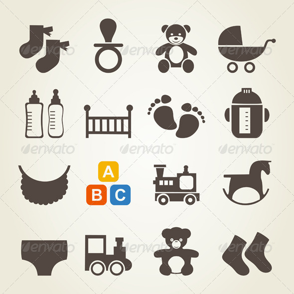 GraphicRiver Icons a Family 7 4481662