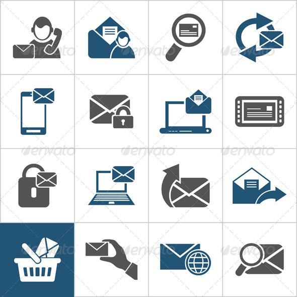 GraphicRiver Letter an Icon 2 4481675