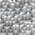 white cubes - PhotoDune Item for Sale