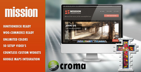 Mission - Crowdfunding and Commerce for Churches