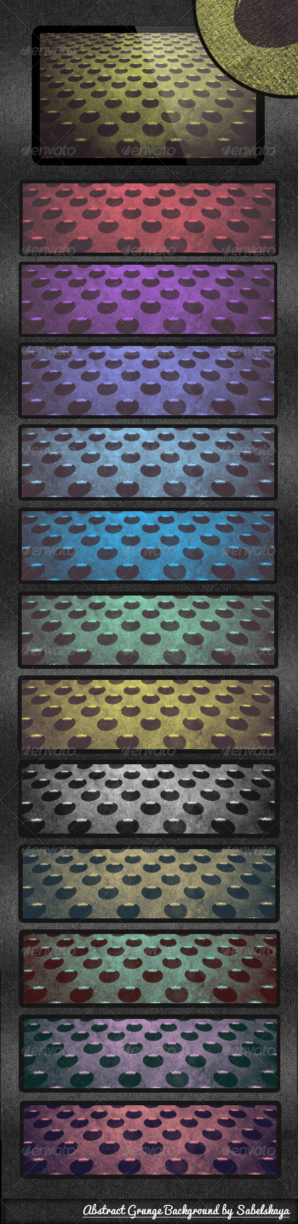 GraphicRiver Abstract Grunge Background 4421501