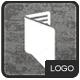 Talk Books logo - GraphicRiver Item for Sale