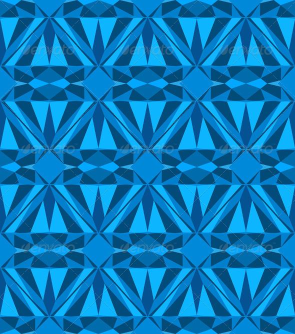 GraphicRiver Blue Diamond 4483314