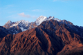 Landscape of snow mountains - PhotoDune Item for Sale