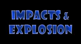 Impacts and Explosion