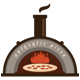 Stone Stove Pizza Logo Template - GraphicRiver Item for Sale