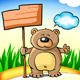 Welcome Bear - GraphicRiver Item for Sale