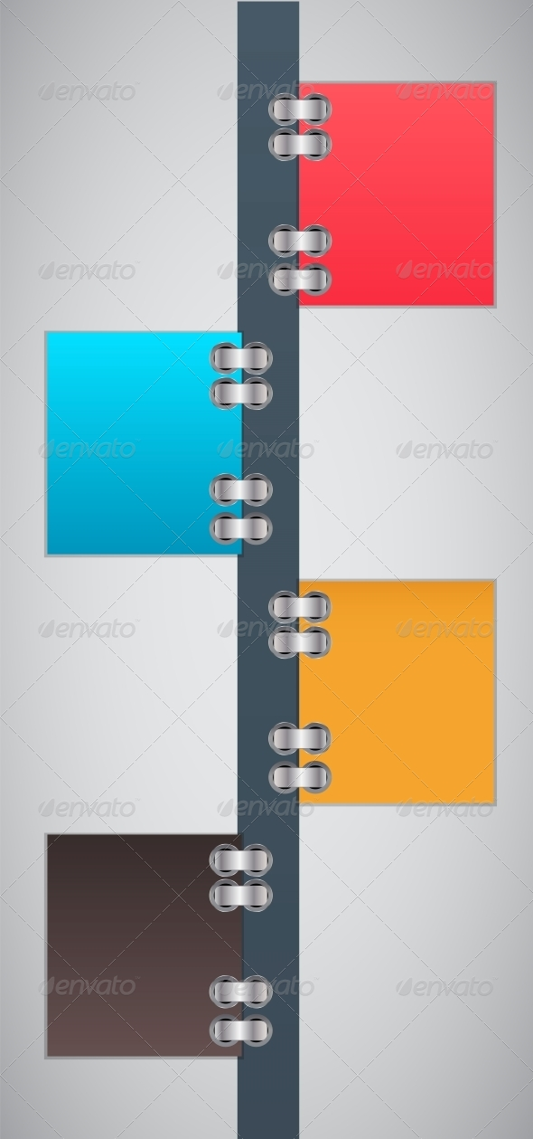 Infographic Template Design Vector Illustration