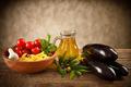 Ingredients of Pasta alla Norma