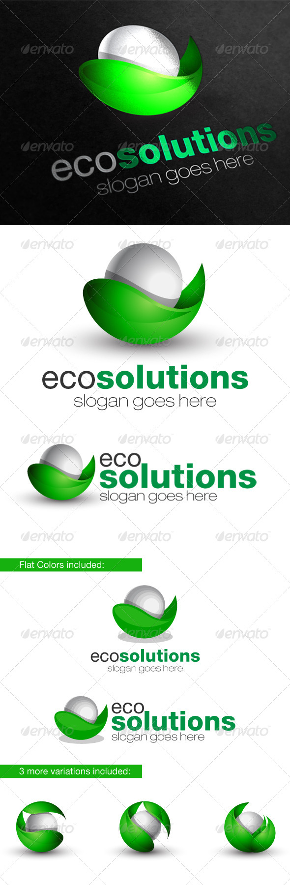 GraphicRiver Eco Solutions 4248828