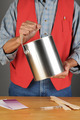 Worker Holding Paint Can - PhotoDune Item for Sale