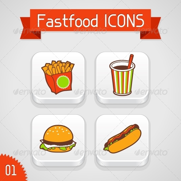 GraphicRiver Collection of Apps Icons Set 1 4486390