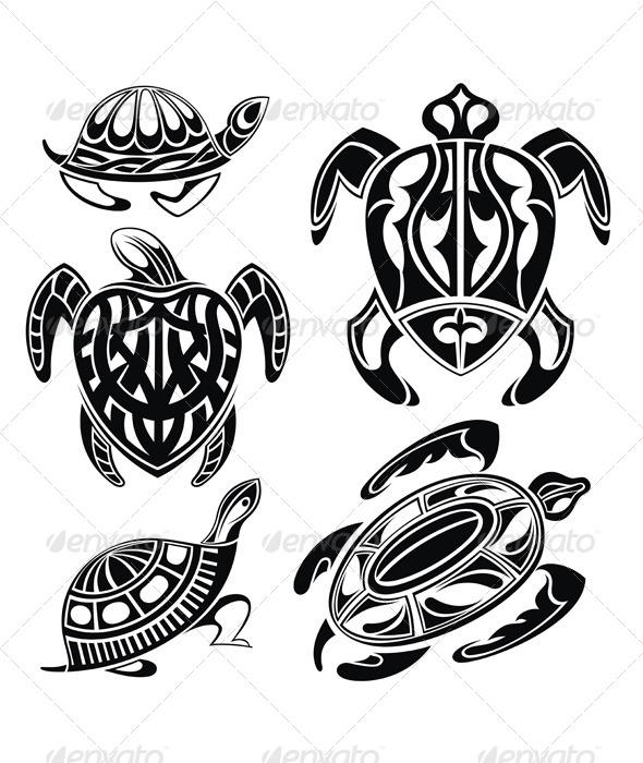 GraphicRiver Turtle 4486540