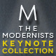 The Modernists Collection - Keynote Templates - GraphicRiver Item for Sale