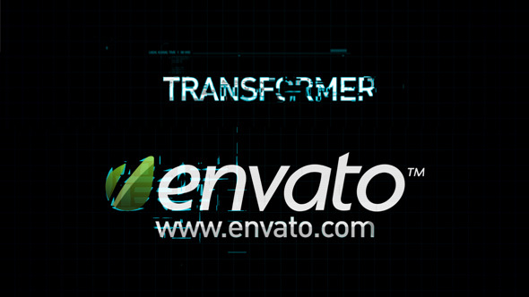 Transform Title Logo