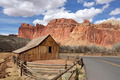 Gifford Farm Barn at Capitol Reef National Park - PhotoDune Item for Sale