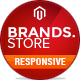 Gala Brand Store – Responsive Magento Template
