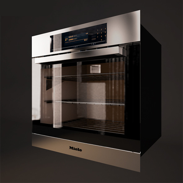 3DOcean Oven Miele 4485396