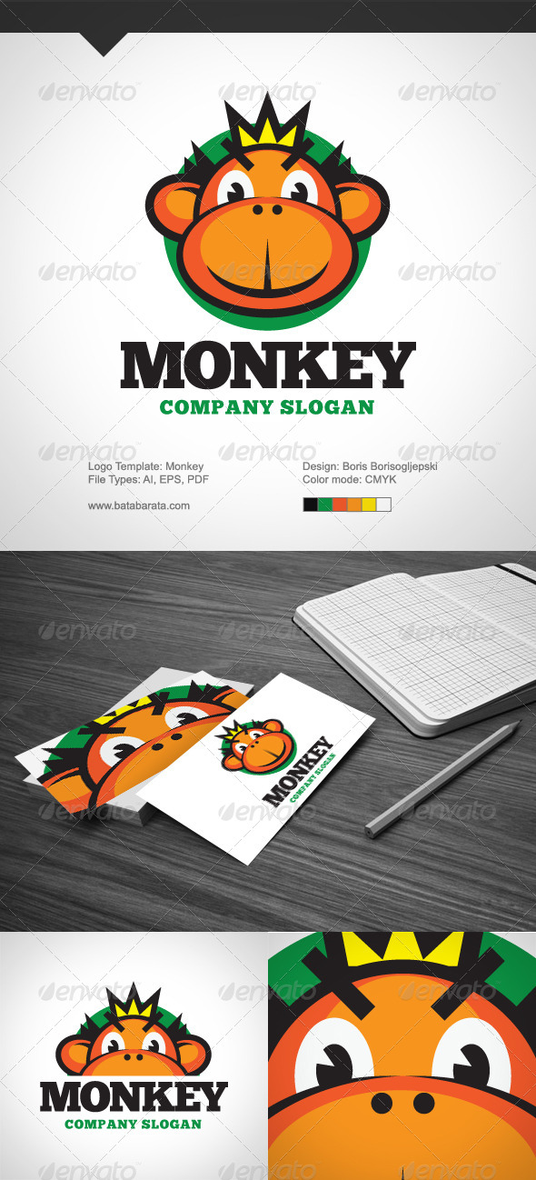 GraphicRiver Monkey Bussiness 4489229